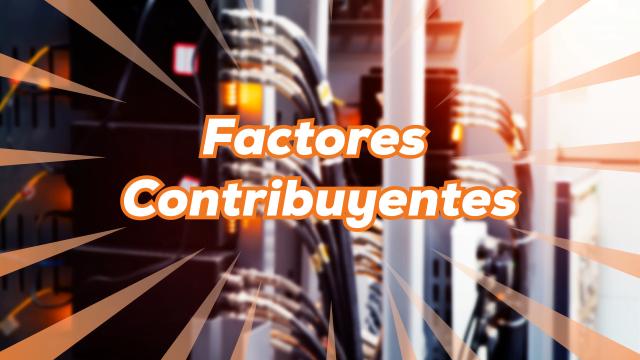 Factores contribuyentes de los servidores en la nube