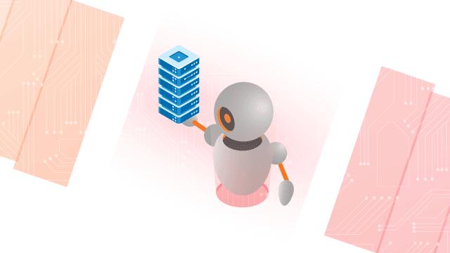 ¿Cuál es el impacto de los operadores y robots de inteligencia artificial en los centros de datos?