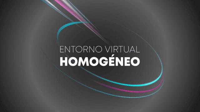 Entorno virtual homogéneo