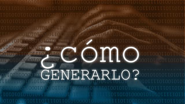 ¿Cómo puedo generar un código CSR?