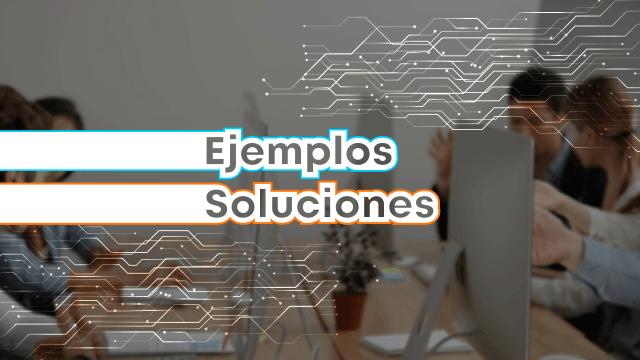 Ejemplos de soluciones de hiperconvergencia