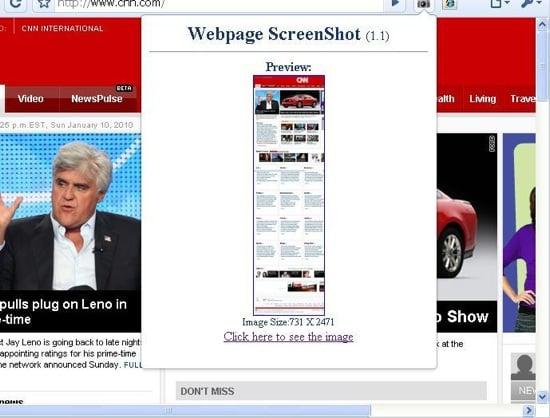 13 Webpage Screenshot