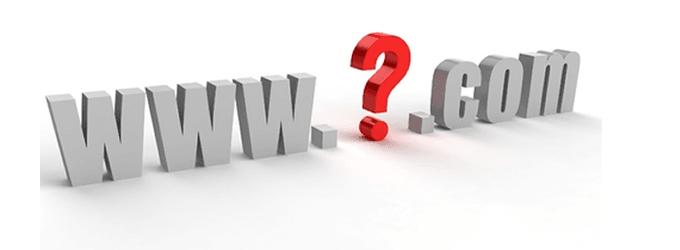 Como elegir el dominio adecuado para mi sitio web?