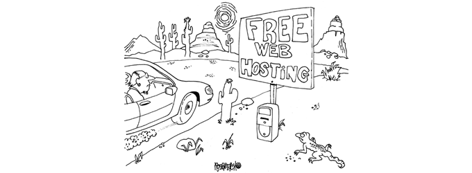 Hosting y dominios gratuitos o pagados?