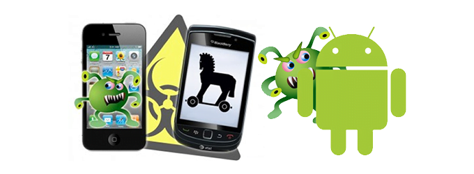 how to delete malware from android