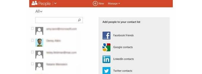 Importar Correos Y Contactos De Gmail A Outlook.com