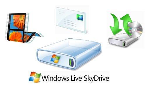 Microsoft renueva Skydrive Service Cloud Storage