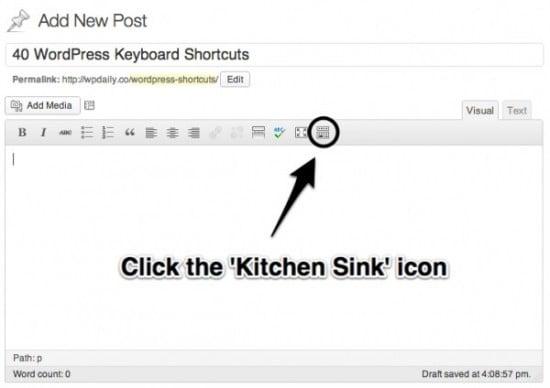 WordPress Shortcuts 1 1 600x424 e1369413564106
