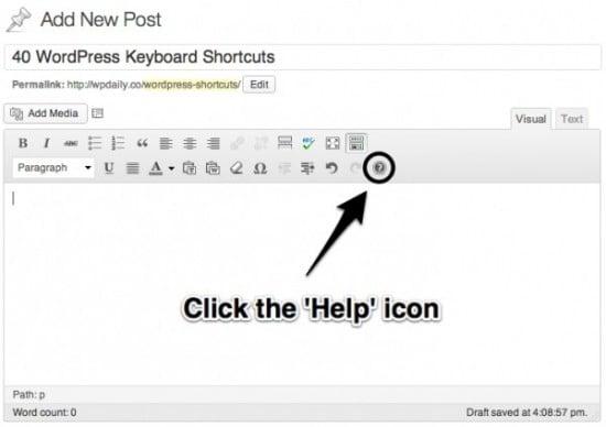WordPress Shortcuts 2 1 600x424 e1369413619624