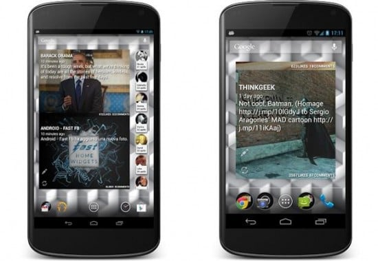 android fast widget e1369333656240