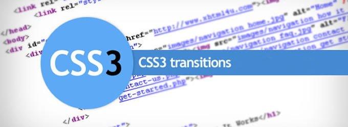 Cómo usar transiciones en CSS3