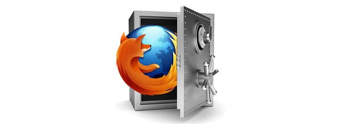Cinco pasos para seguridad en Firefox
