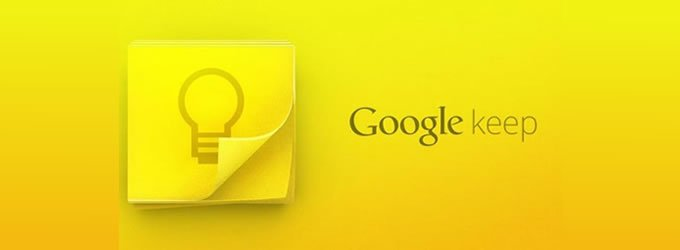 Google Keep – Organizar y guardar tus ideas