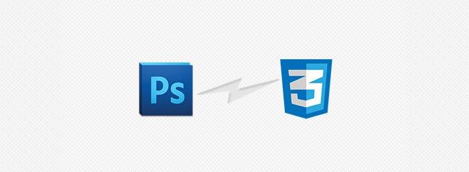 Convertir PSD a CSS3 fácilmente con CSS3Ps
