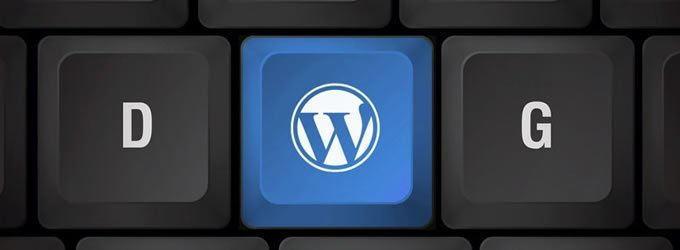 Atajos en WordPress