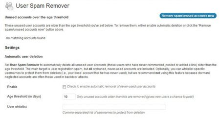 user-spam-remover