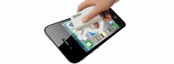 Recupere los datos del iPhone fácilmente con MobiSaver
