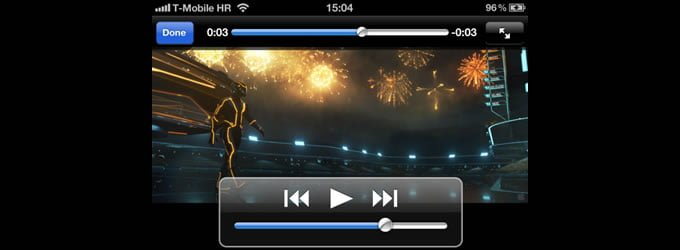 Descargar videos web a su iPhone de forma gratuita con VDownload
