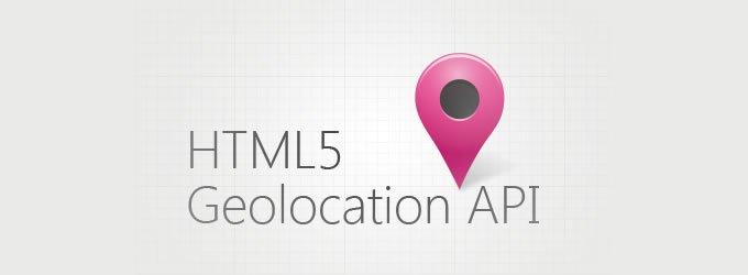 Geolocalización HTML5