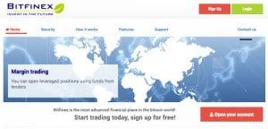 bitfinex negociar bitcoin