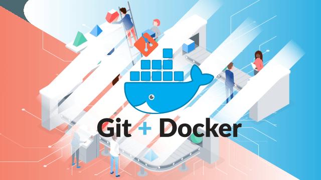 Administrar contenedores Docker e implementación Git