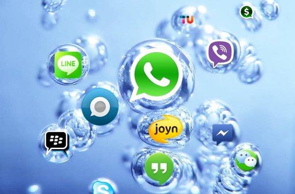 Aplicaciones De Chat Y Mensajería Para Android