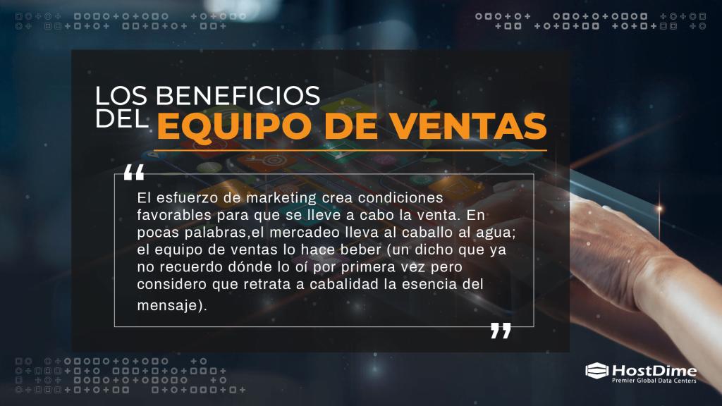 BENEFICIOS DEL EQUIPO DE VENTA 01 min