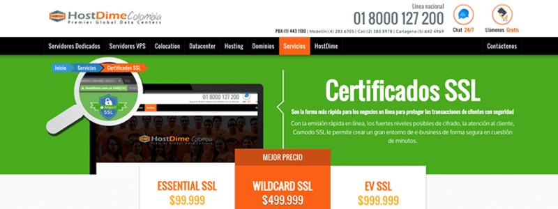 Beneficio de SSL para los visitantes de su sitio web