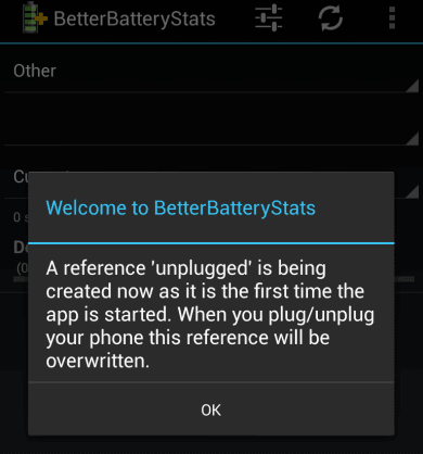 BetterBatteryStats android