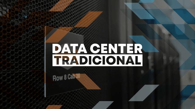 Centro de datos tradicional