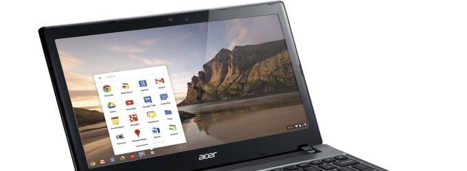 Nueva Funcionalidad Del Lanzador de Chromebook