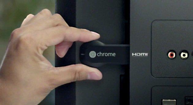Chromecast first generation
