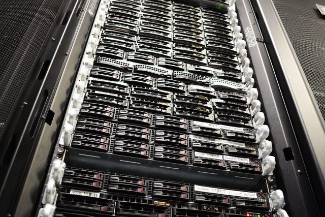 Colocación Data center