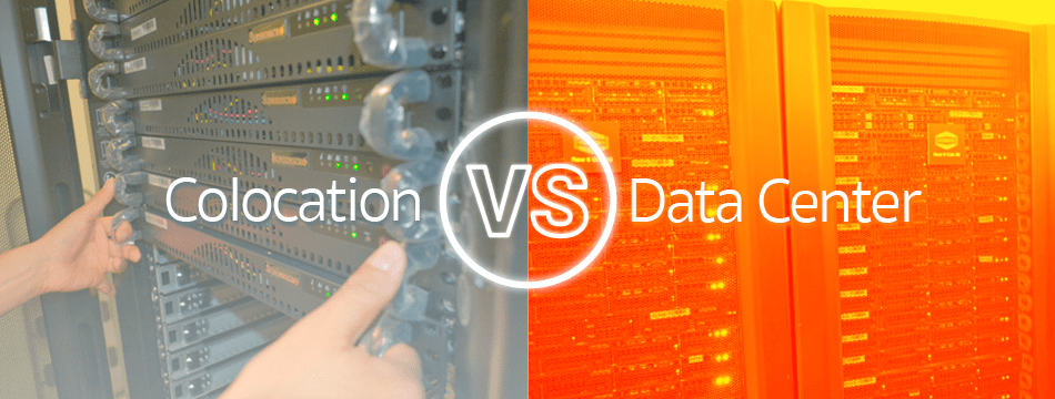 Colocation vs un data center en su oficina o instalaciones propias