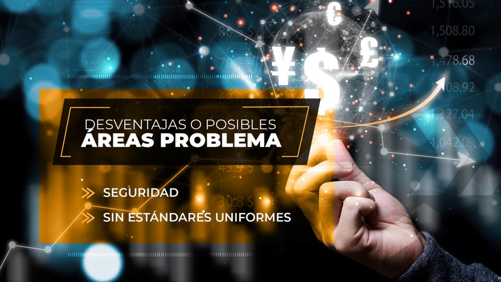 DESVENTAJAS O POSIBLES ÁREAS PROBLEMA 01 1
