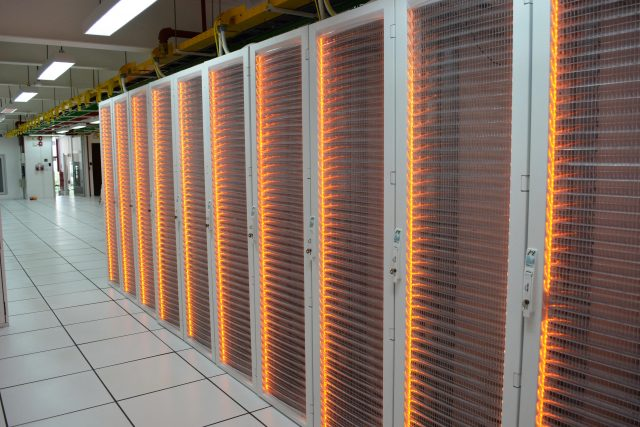Data Center HostDime Brasil
