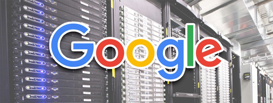 Data centers de Google