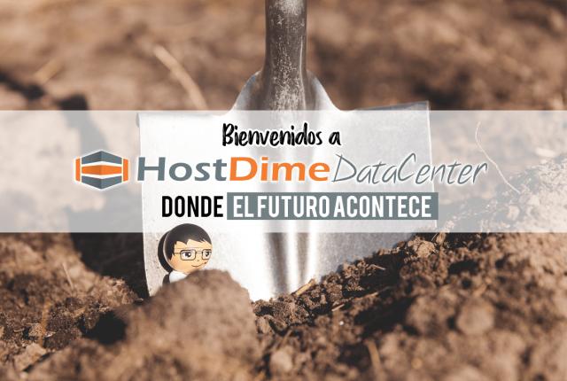 DataCenter HostDime Colombia 2019