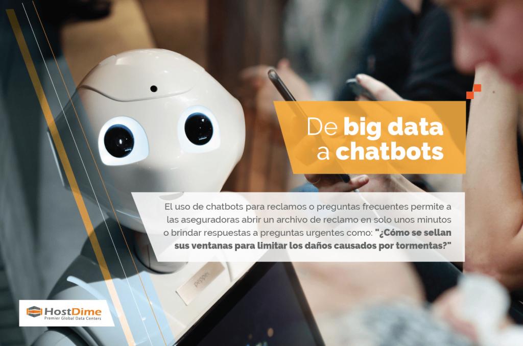 De big data a chatbots a