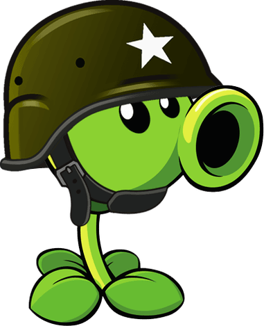Gatling plants vs zombies gratis