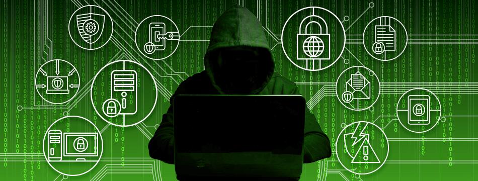 Hackers, la criptonita de la seguridad virtual.