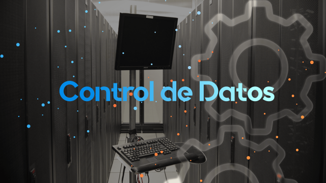 Hardware completo y control de datos