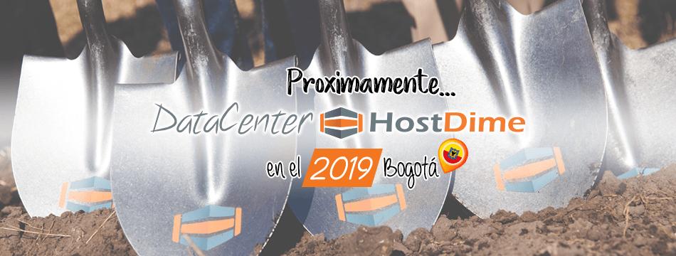 HostDime contará con data center en Bogotá para el 2019
