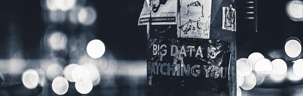 Iniciativas de análisis de big data