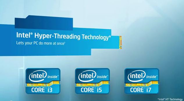 Tecnología Hyper Threading,