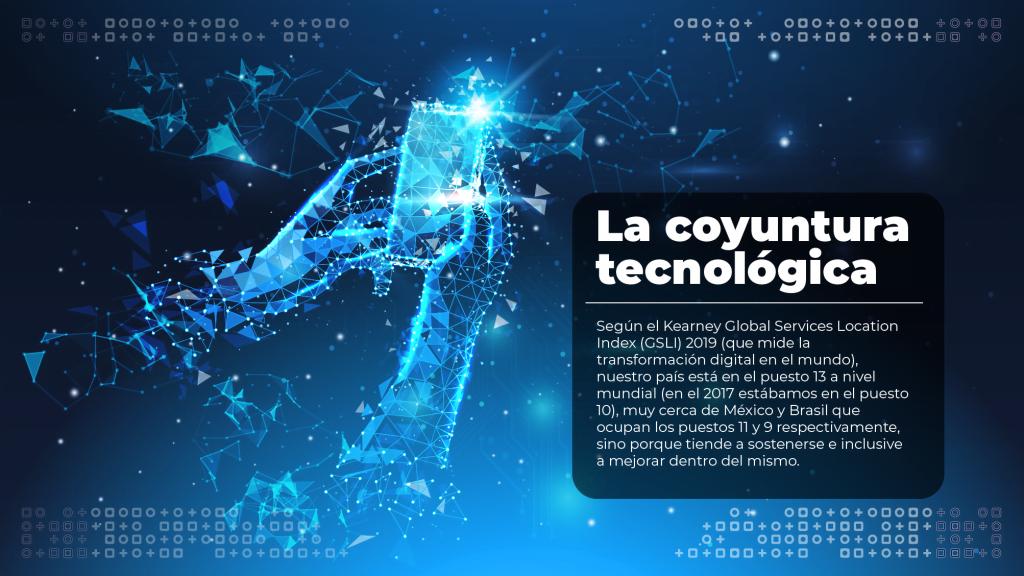 LA COYUNTURA TECNOLÓGICA 01