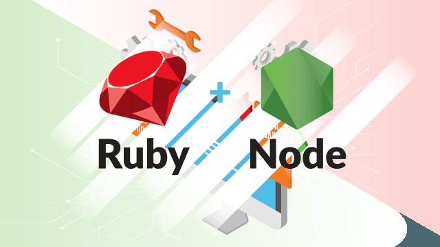 Listo para codificar en Ruby y Node.js