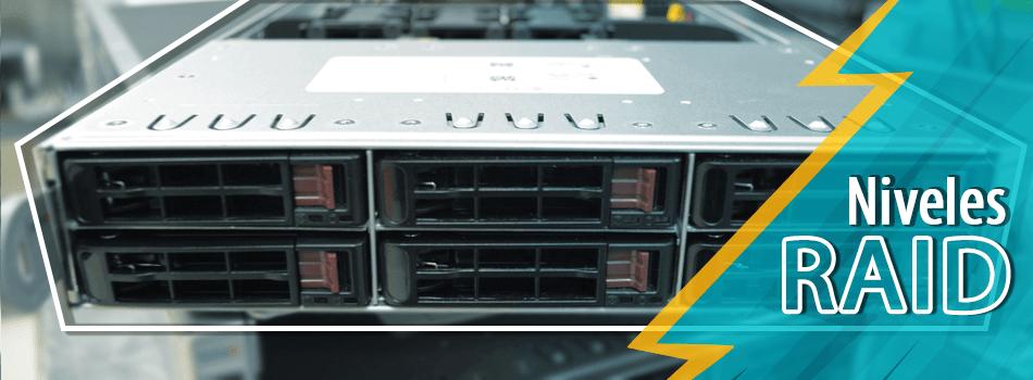 Niveles RAID Disponibles: 0-1-5-10 como funcionan, similitudes, diferencias, comparación