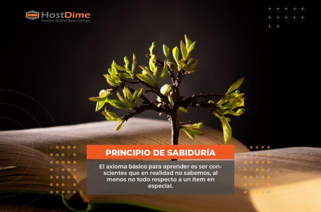 PRINCIPIO DE SABIDURÍA 01