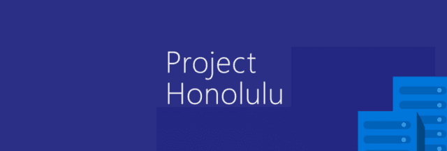 Project-Honolulu